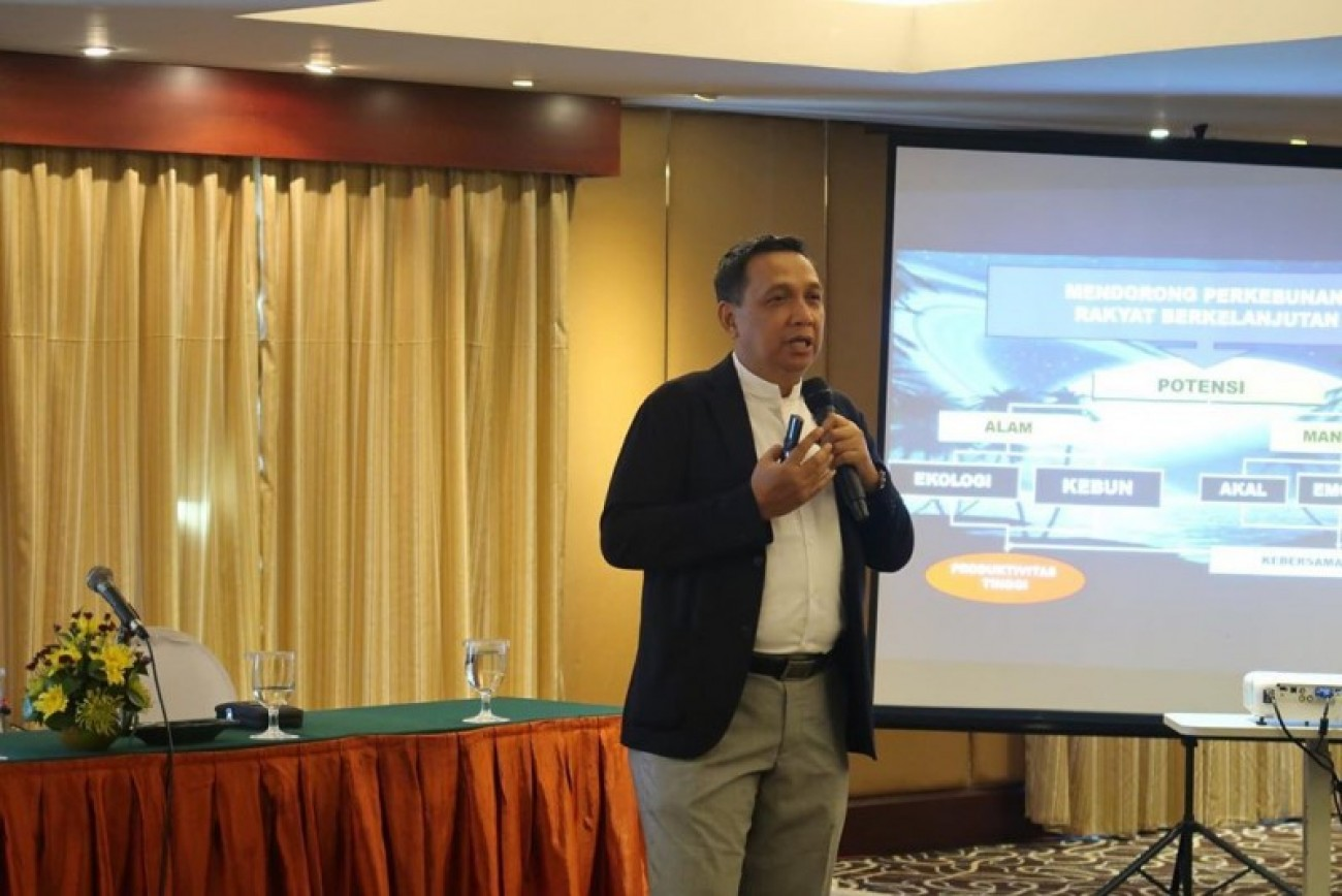 Disbun Optimis Target Lahan 126 Juta Hektar Dilindungi Dukung FCPF