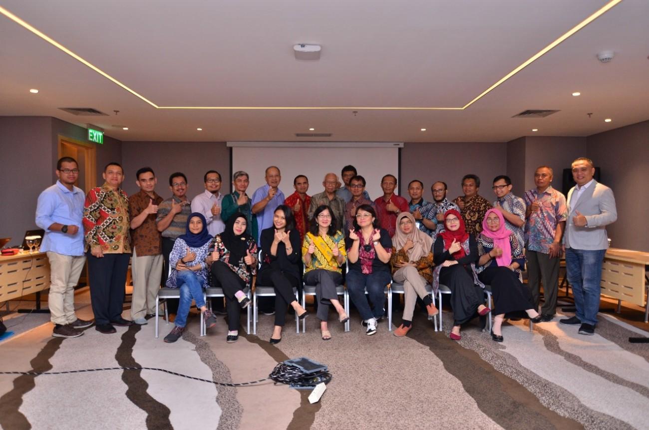 Pertemuan Koordinasi dan Evaluasi Low-Emission Oil Palm Development