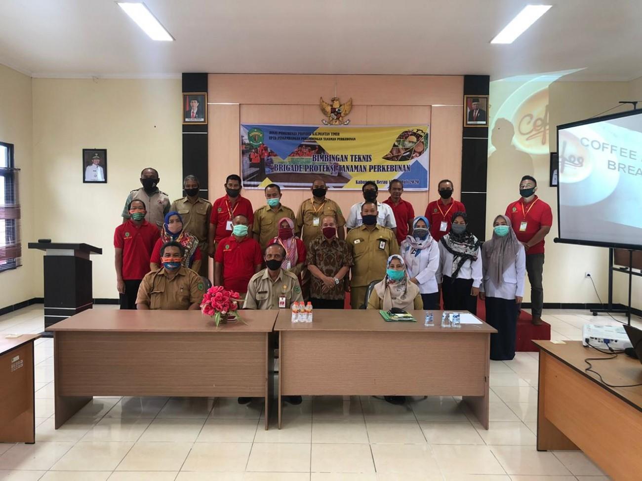 Brigade Proteksi Tanaman Harus Terampil Atasi Serangan OPT Perkebunan