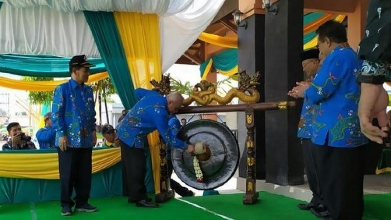 Pembukaan Peda X KTNA 2019, Pertanian Kaltim Harus Maju dan Jaya