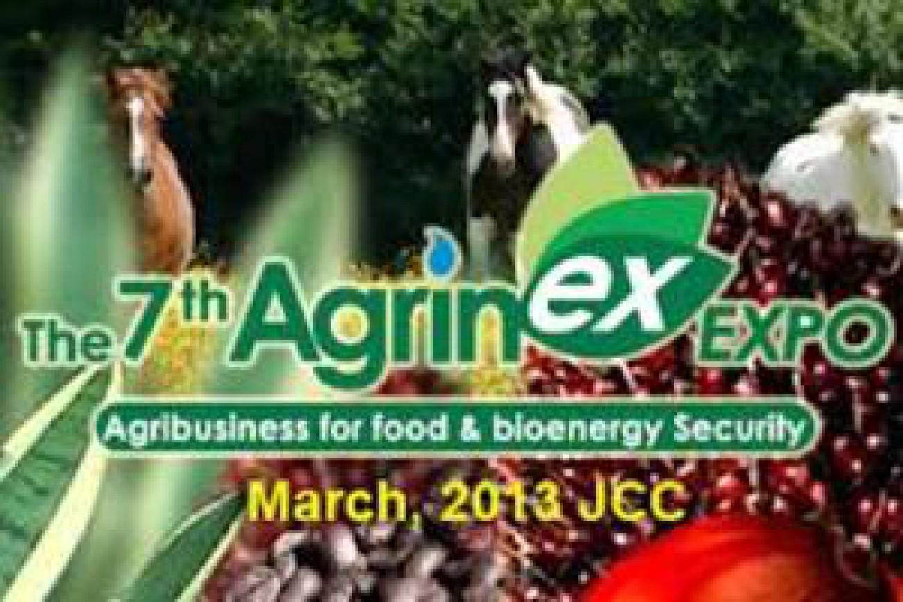 Kaltim Promosikan Pembangunan Agribisnis di Agrinex 2013