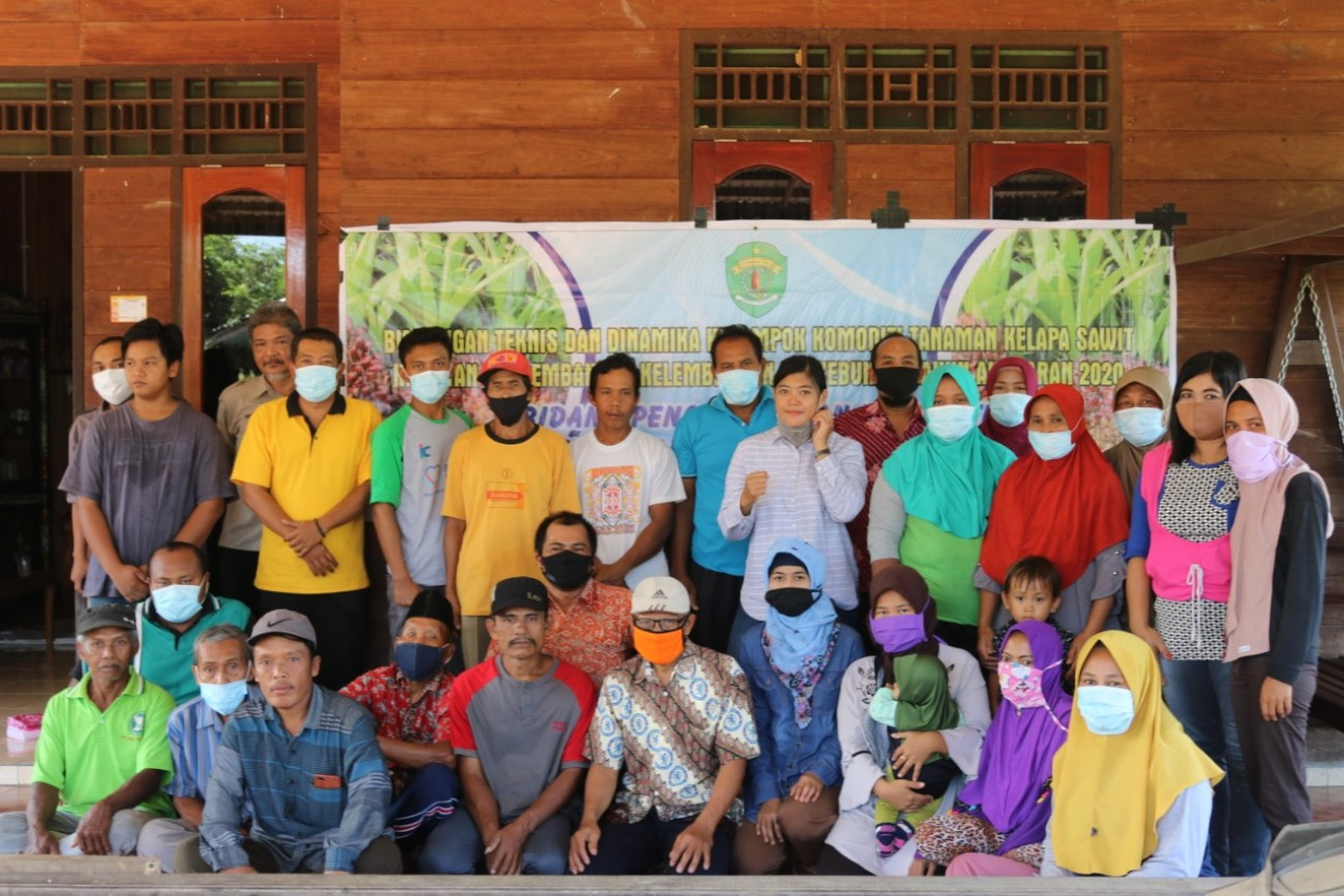 Penguatan Kelembagaan Petani Kelapa Sawit Melalui Dinamika Kelompok