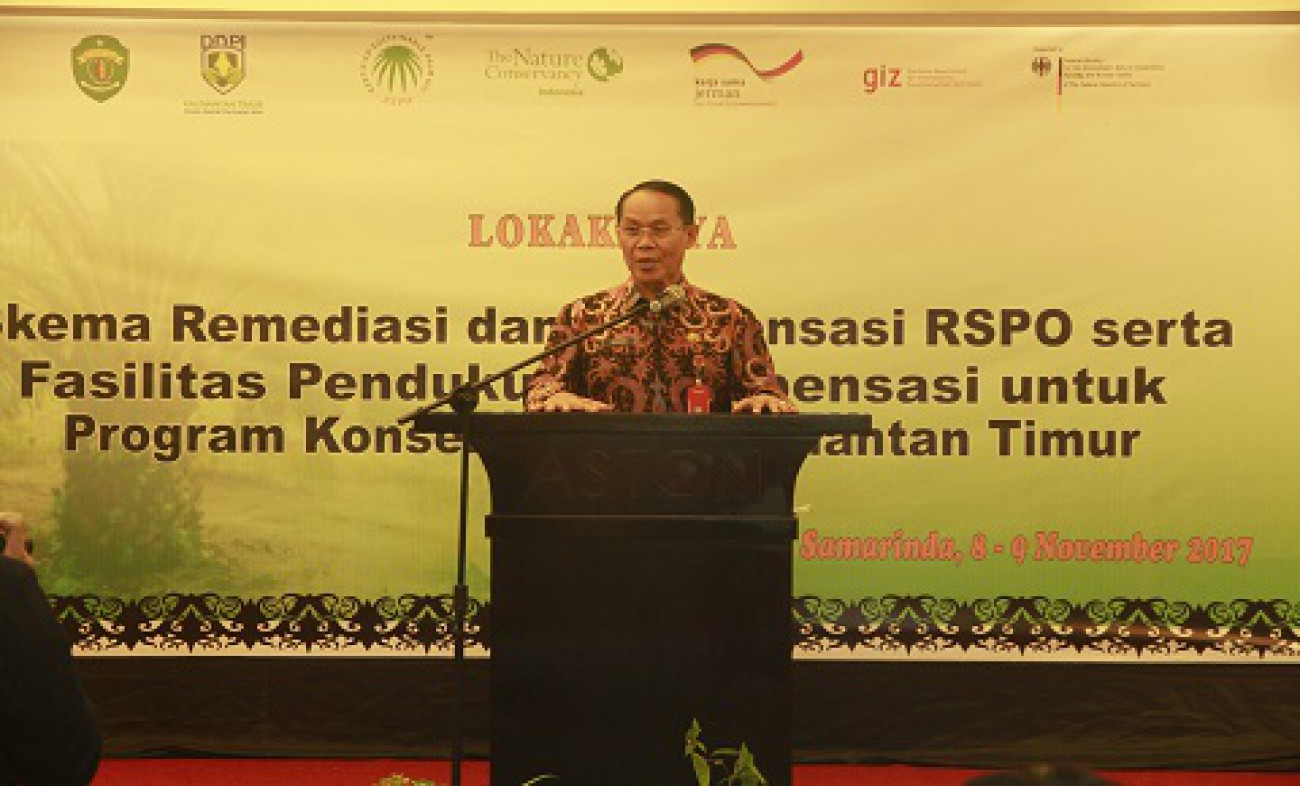 Pembangunan Perkebunan Harus Berkelanjutan