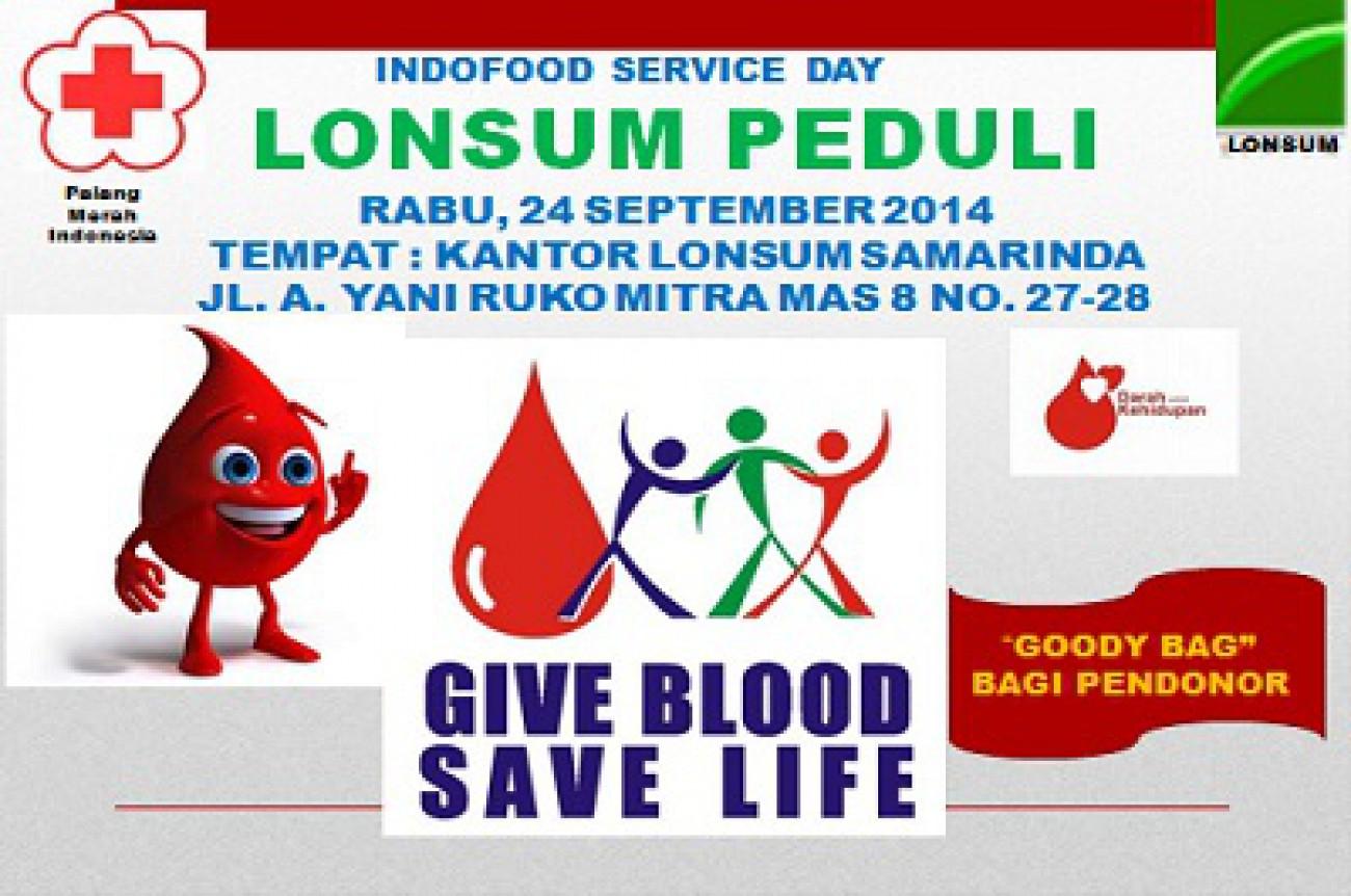 PT Lonsum Gelar Peduli Donor Darah