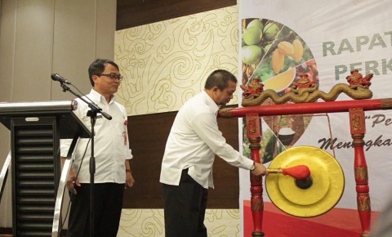 Rapat Koordinasi Pembangunan Perkebunan Kalimantan Timur Tahun 2019