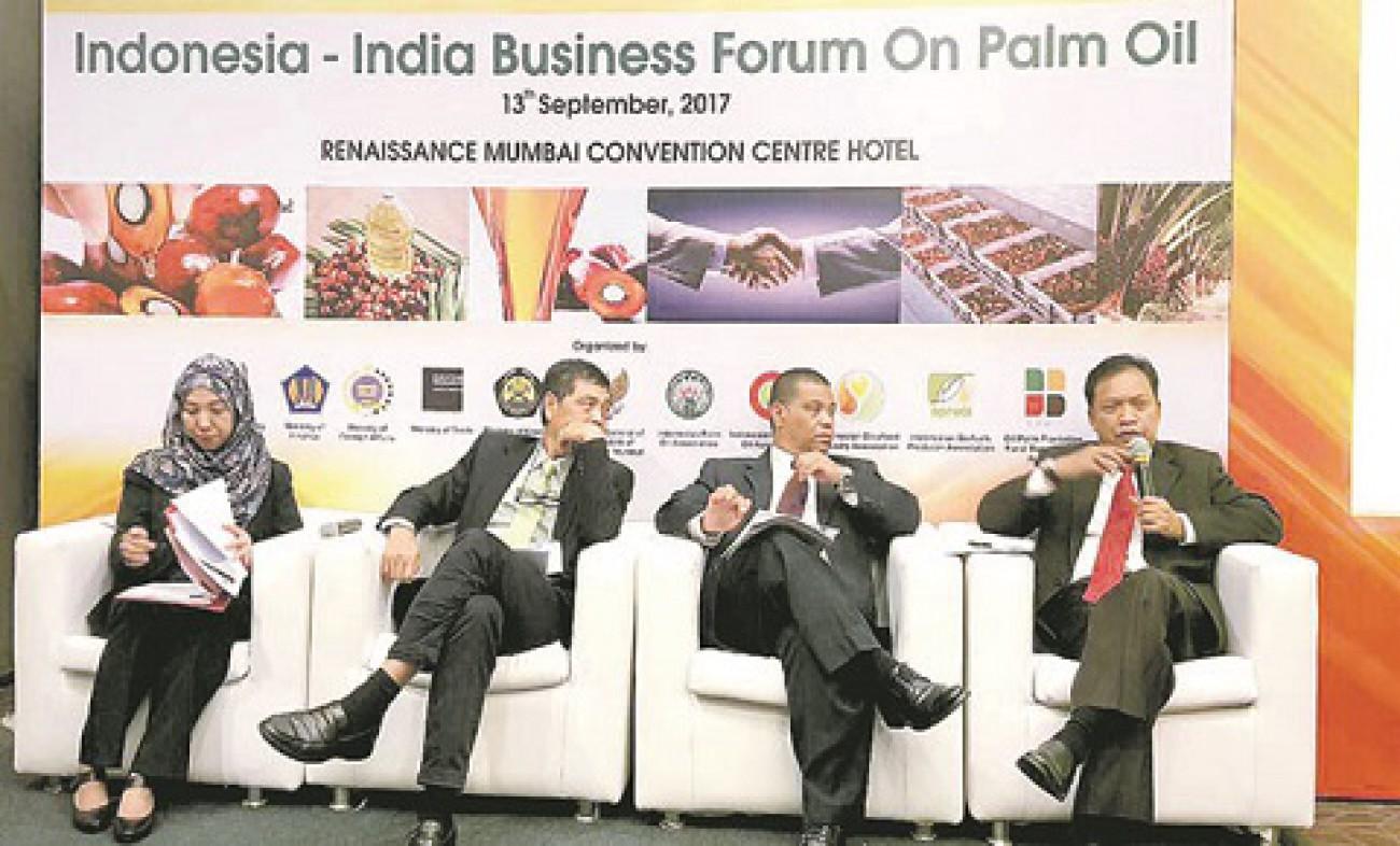 Ekspor Sawit ke India Terancam