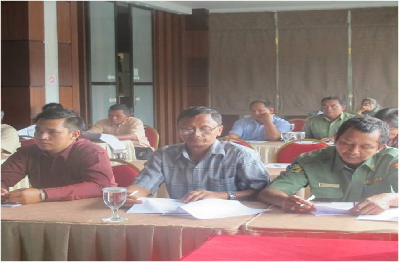 Disbun Gelar Pertemuan Pengawas Pupuk Se Kalimantan Timur
