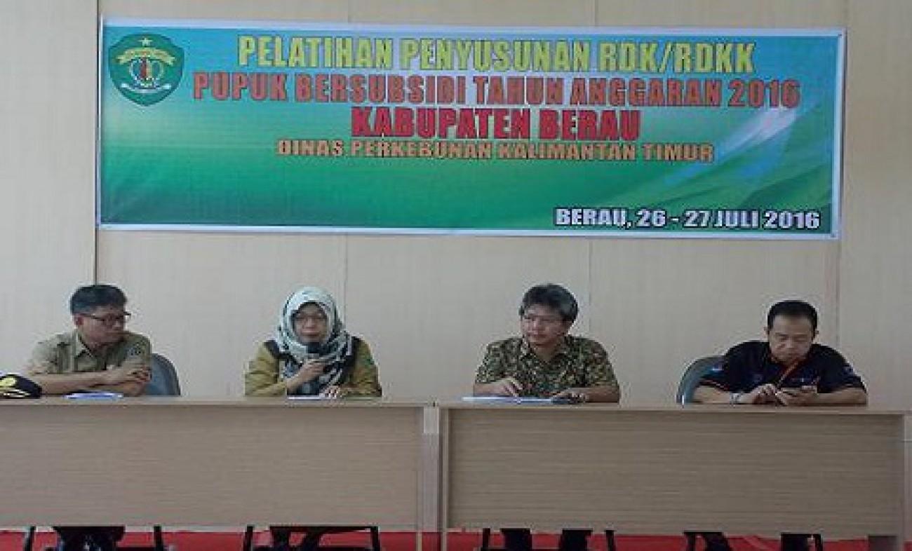 Susun RDK/RDKK Secara Musyawarah