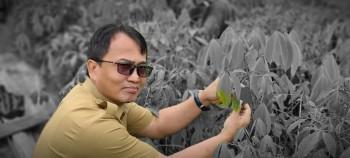 Disbun Salurkan Bantuan Peremajaan Karet 200 Ha di Kutai Barat