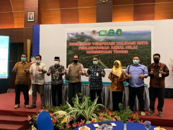 Penurunan Emisi Sektor Perkebunan