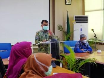 Rapat Kerja Cabang GAPKI Kalimantan Timur Tahun 2020