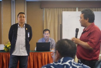 Fasilitator Sawit Dukung FCPF. Peserta Jadi Boss Sawit