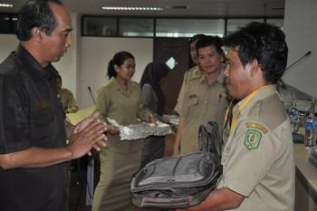 Sinkronisasi Data Statistik Perkebunan Kabupaten Kukar