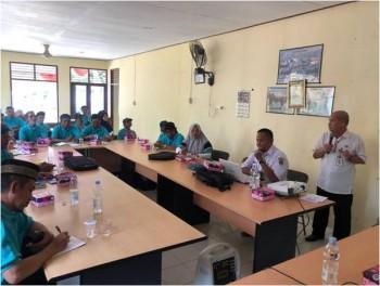 Disbun Gelar Pelatihan Perbanyakan dan Penyebaran APH Bagi Petani
