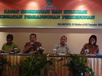 Optimalisasi Monitoring dan Evaluasi Pembangunan Perkebunan