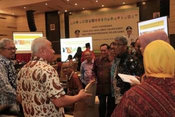 Rapat Koordinasi Dana Bagi Hasil (DBH) Kelapa Sawit