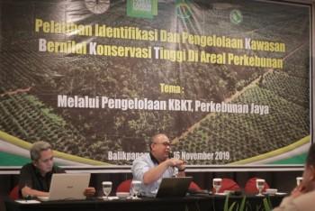 NKT Terkait Aspek Biodiversity