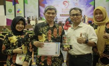 Disbun Raih Juara 2 Kategori Pelayanan Publik Terbaik