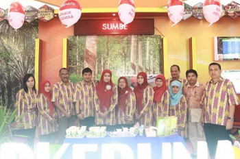 Kaltim Expo 2014 Sebagai Sarana Promosi Produk Perkebunan