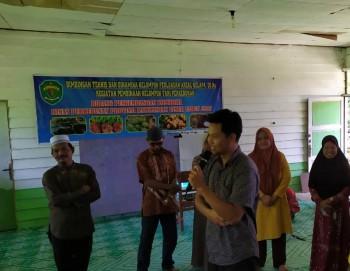 Penguatan Kelembagaan Petani Kelapa Melalui Dinamika Kelompok