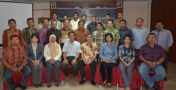 Disbun Gelar Pelatihan Pembakuan Statistik Bagi Petugas Kecamatan
