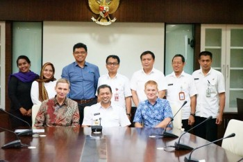 Wagub Terima GIZ Indonesia, Hadi Berharap Kerjasama Diperluas Bidang Pendidikan