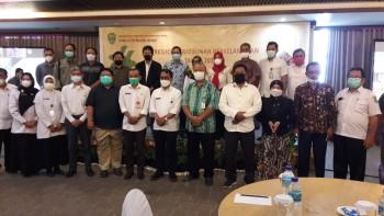 Kegiatan Disbun Selaras Instruksi Presiden Tentang Rencana Aksi Nasional Kelapa Sawit Berkelanjutan