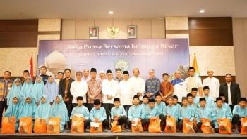 Wagub Bukber Gapki dan Yatim Piatu, Mengajak Manfaatkan Ramadhan Semaksimal Mungkin Untuk Ibadah