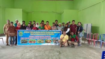 Penguatan Kelembagaan Petani Kakao Melalui Dinamika Kelompok