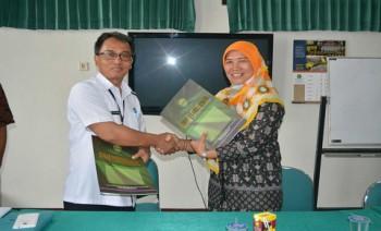 Penandatanganan MoU Antara Disbun dengan Fakultas Pertanian, Unmul