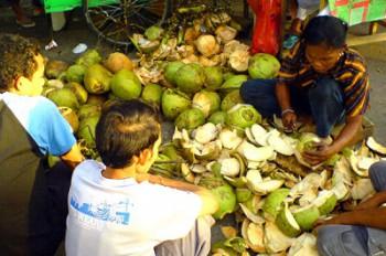 Bulan Ramadhan, Permintaan Kelapa Meningkat