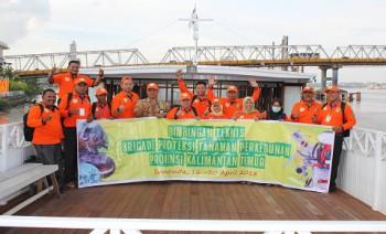 Brigade Proteksi Tanaman Harus Terampil Atasi OPT Penting Perkebunan