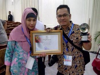 Kaltim Peringkat Satu Keterbukaan Informasi Publik se Indonesia