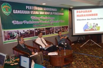 2015, Terjadi 89 Kasus Gangguan Usaha Perkebunan di Kaltim