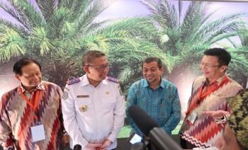 Wagub Hadiri 3rd Borneo Forum di Pontianak