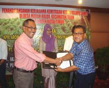 KPRI Aroma Jalin Kemitraan Dengan Perusahaan Perkebunan