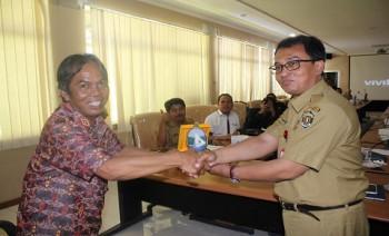 Sulawesi Barat Koordinasi Penetapan Harga TBS Sawit Ke Kaltim