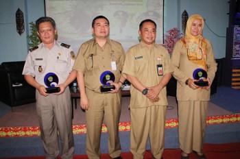 Permasalahan Lahan Tanggungjawab Kabupaten/Kota