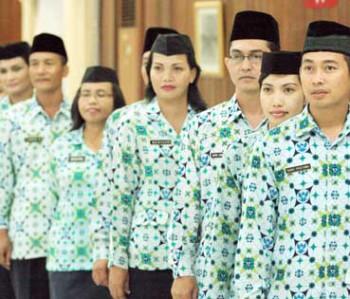 Jam Kerja Pegawai Pemprov Kaltim Selama Ramadhan 1434 H