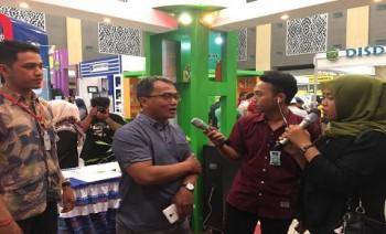 Disbun Turut Ramaikan Kaltim Fair 2017