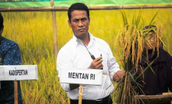 Menteri Pertanian Buka Peda IX KTNA Kaltim