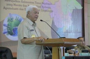Musrenbang Kaltim untuk Penyusunan RPJMD 2013-2018