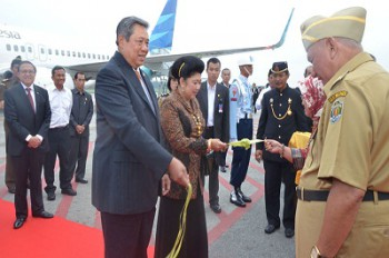 Presiden SBY Akan Resmikan 17 Proyek MP3EI