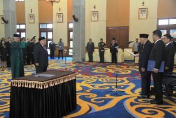 Gubernur Sarankan BPD Kaltim Bangun Kantor di Maloy