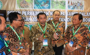 Hadiri IPOC ke-14 di Bali, Wagub Apresiasi Pengusaha Kelapa Sawit Kaltim
