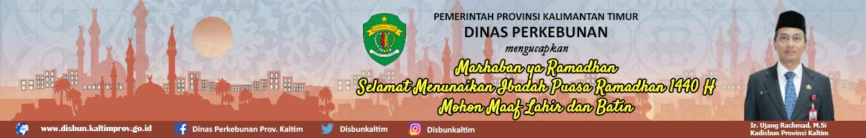 Dinas Perkebunan Provinsi Kalimantan Timur