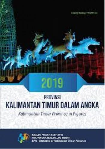 Provinsi Kalimantan Timur Dalam Angka 2019