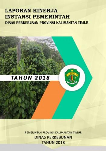 Laporan Kinerja Instansi Pemerintah Tahun 2018