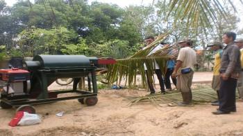 Bantuan Biogas dan Chooper