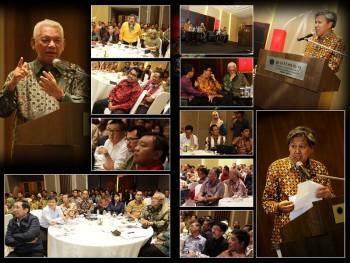 Pertemuan Koordinasi Kalimantan Timur dan Direktur Utama Perusahaan Perkebunan